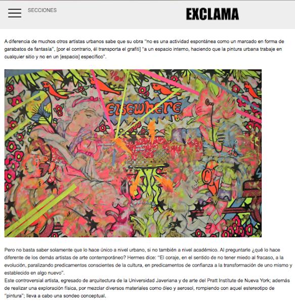 EXCLAMA