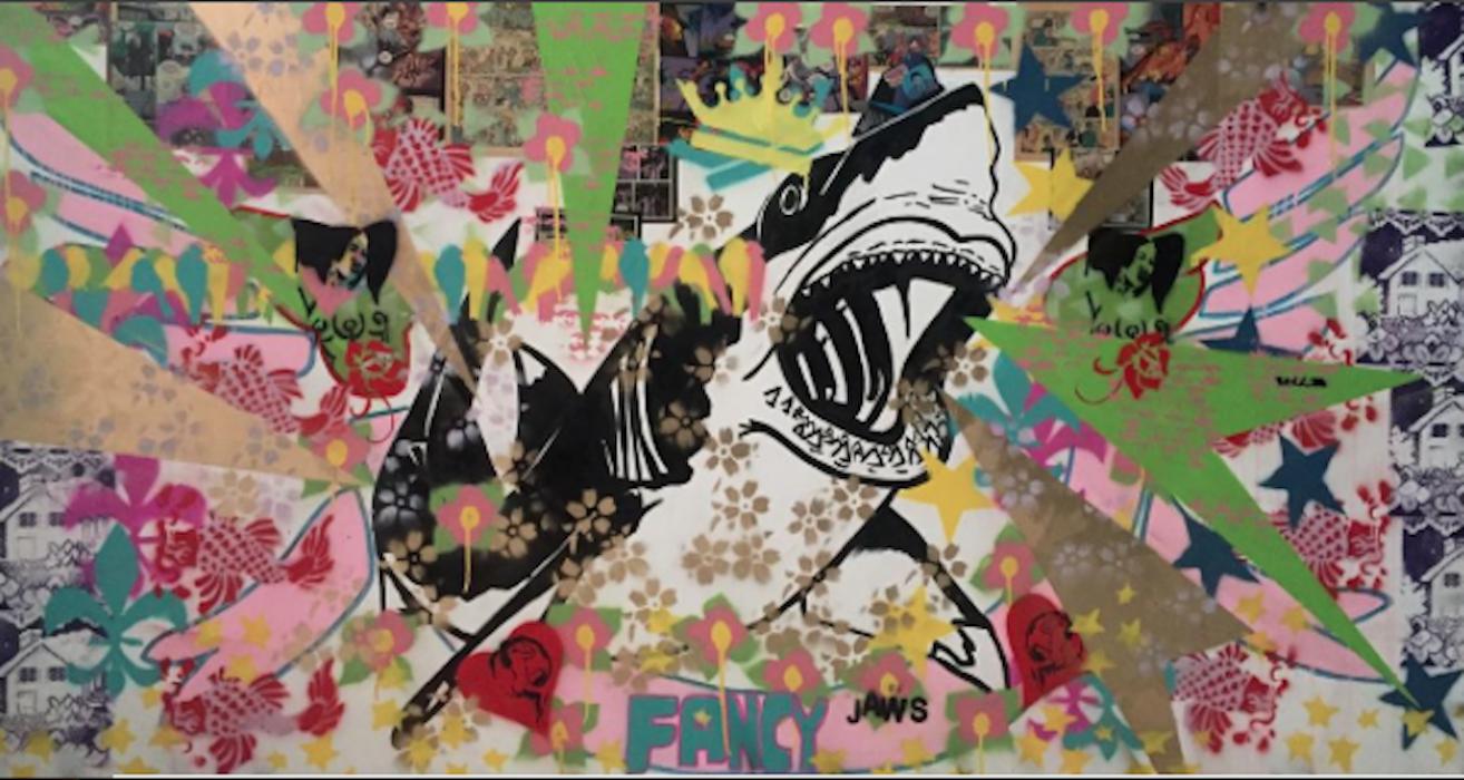 FANCY SHARK